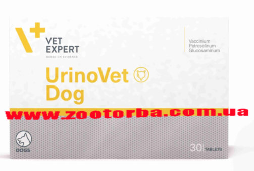VetExpert , UrinoVet Dog , ВетЕксперт, УриноВет , восстановление функций мочевой системы у собак .