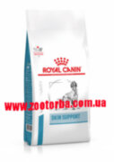 Royal Canin , SKIN SUPPORT , Роял Канин , Ветеринарная , Диета для собак , при атопии , дерматозах , выпадении шерсти .
