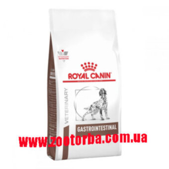 Royal Canin , GASTRO INTESTINAL Dog , Роял Канин , Ветеринарная , Диета для собак , при нарушении пищеварения.