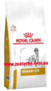 Royal Canin URINARY  S/O  Dog , Роял Канин , Ветеринарная , Диета для собак , лечении , профилактике мочекаменной болезни .