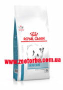 Royal Canin , SKIN CARE ADULT SMALL  DOG , Роял Канин , Ветеринарная , Диета для собак мини пород  , при атопии , дерматозах , выпадении шерсти .