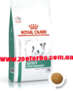 Royal Canin , Satiety Small Dog , Роял Канин , Ветеринарная , диета для  собак мини пород , контроль избыточного веса , до 10 кг .