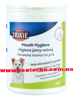 TRIXIE , Mouth Hygiene , гигиена полости рта для собак .​