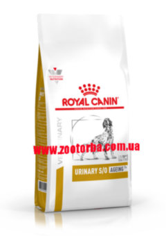Royal Canin URINARY S/O Ageing 7+ Dog , Роял Канин , Ветеринарная , Диета для пожилых собак , лечении , профилактике мочекаменной болезни .