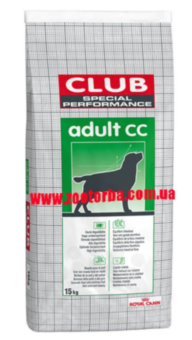 Royal Canin Club Pro Adult CC , Роял канин , корм для собак , всех пород.