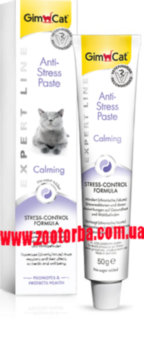 GimCat Anti-Stress Paste , паста для кошек , Антистрес .